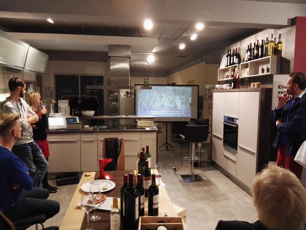Französischer Abend - Küche kaufen Küchenstudio Ingolstadt ...